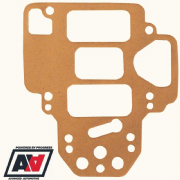 Weber 40 45 48 DCOE Carburettor Float Cover Lid Gasket  .50mm Early  Genuine